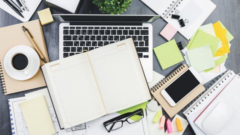 Разхвърляй бюрото си: 5 съвета за ново начало в стария офис