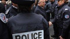 Френският вътрешен министър Бернар Казньов обяви, че с това е разбита изключително опасна организирана мрежа