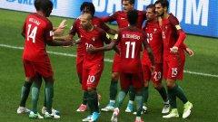 И без Роналдо Португалия спечели мача за трето място, макар и след доста трудности