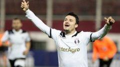 Лудогорец има интерес към Будеску, а от клуба му нямат проблем да го продадат срещу правилната сума