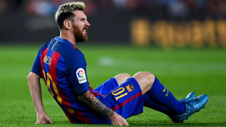 6. Лионел Меси Тази година завърши втори, но винаги ще бъде сред претендентите. Въпреки че все повече се превръща в буква от триото МСН, Меси си остава сърцето и душата на Барселона. Поне засега.
