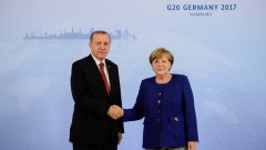 Лидерите се срещнаха в навечерието на срещата на Г-20