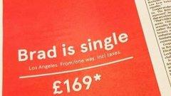 Instant-marketing гений от норвежка авиокомпания