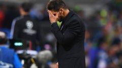Диего Симеоне призна, че Реал е бил по-добрият отбор на финала на Шампионската лига
