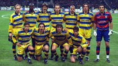 В галерията си припомняме този велик тим на Парма и още шест състава от близкото минало, които бяха разпродадени на по-богатите отбори, след като блеснаха на голямата сцена
