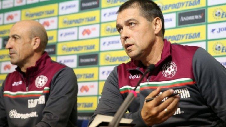 Петър Хубчев и екипът му ще изкарат двуседмичен стаж в Атлетико Мадрид