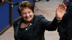 Лаймдота Страуюма очакваше втори мандат, но сега ще й е по-трудно