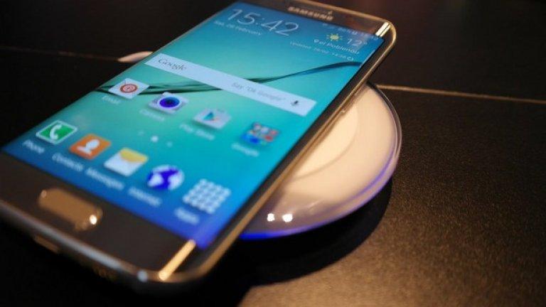 Извън вграденото безжично зареждане (безжичното зарядно се продава отделно) и по-бързото време на презареждане, той все така не решава неприятния въпрос с живота на батерията. Да, Samsung твърдят, че при честа употреба той би трябвало да издържи почти ден, но за първи път в историята на Galaxy S, батерията вече не е сменяема
