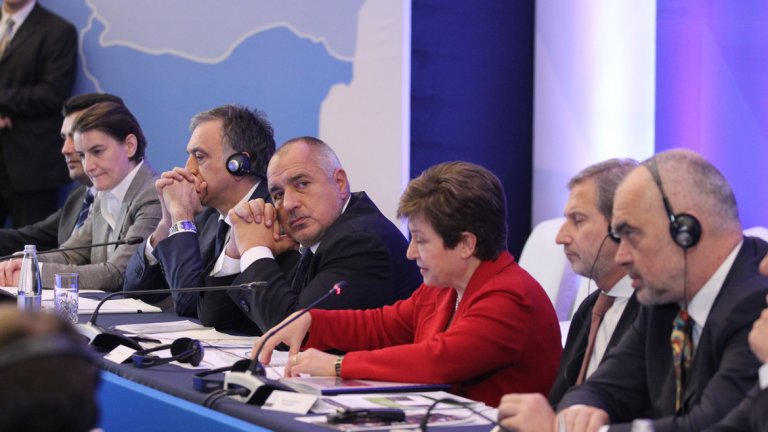 Борисов: На Балканите трябва да сме като пръстите на ръката