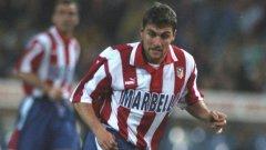 Виери направи голям сезон в Атлетико, макар че не се е лишавал от нощен живот
