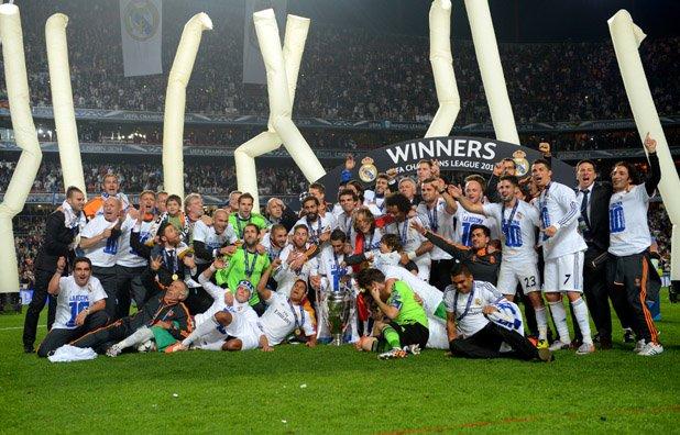 Очаквано доминира Реал, спечелил Десетата си купа.