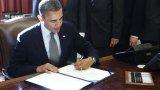 Правната рамка, която позволи на американското правителство да наложи икономически санкции на шестима българи