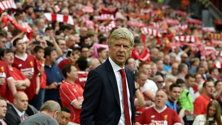 """Ливърпул """"ужили"""" Арсенал с 4:0 на """"Анфийлд"""" в началото на сезона. Време ли е за отмъщение на Арсен Венгер и момчетата му?"""