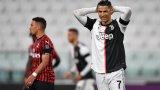 Съотборник изпревари Роналдо за №1 в Серия А