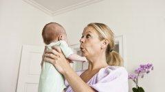 За жените, които избират да станат майки на 40 и на 50 години