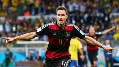 Клозе счупи рекорда за голове на световно, но ударът, който нанесе Германия на Бразилия е несравнимо по-оглушителен от неговото постижение.