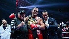 Кубрат Пулев ще защитава Интерконтиненталната на 28 април
