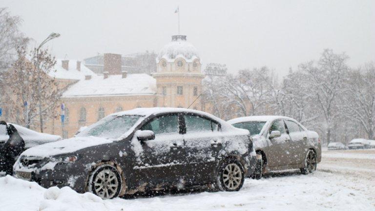Сняг и дъжд в цяла България от следващата седмица