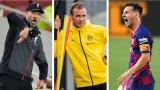 Гьотце е провалът на сезона в Бундеслигата, а Меси и Клоп са на върха в света