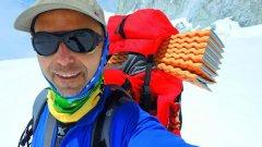 """Алпинистът Боян Петров е бил блъснат от румънско """"Ауди"""" в района на Кресненското дефиле"""