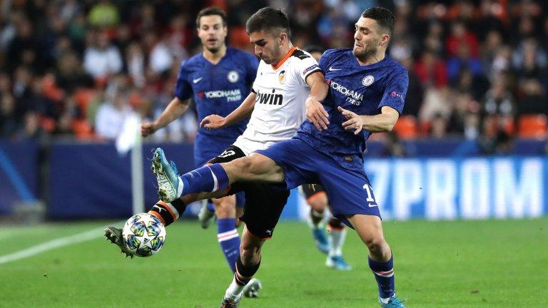 Ковачич отбеляза първия си гол за Челси, но той не стигна за победа