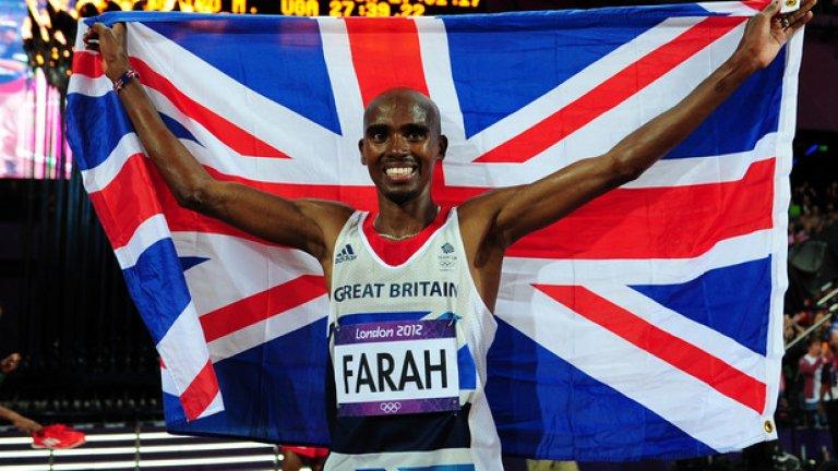 Мо Фара е получил инжекция с елкарнитин часове преди Лондонския маратон от 2014 г., без това да бъде отразено в медицинското му досие, задължително за всеки атлет.