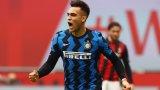 Смъртоносен Интер разкъса Милан и се устреми към титлата