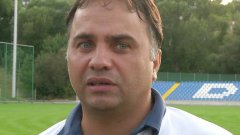 Бившият треньор на Левски тръгна лошо със Септември през този сезон и предпочете да напусне