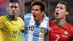 Олимпиадата в Рио - без Меси, но с Неймар и (може би) Роналдо