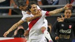 Паоло Гереро донесе третото място на Перу и уверено поведе в голмайсторската класация на Копа Америка 2011