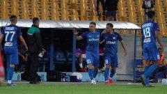 Божинов се превърна в златната резерва на Левски и класира отбора за Лига Европа