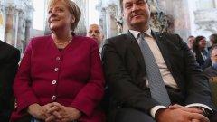 Разклаща ли се стола на германската канцлерка Меркел