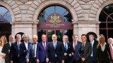 14 от кандидатите са издигнати от партии, а 10 - от инициативни комитети