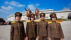 Сексуалният тормоз в армията на КНДР е твърде често явление