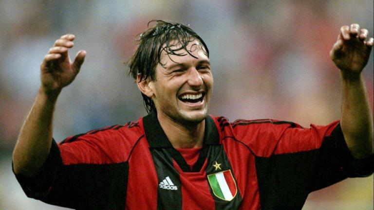 32. Леонардо (1997-2003, 30 гола в 124 мача)