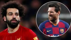 Стив Макманамън намери интересна зависимост между края на кариерата на Меси и шанса Салах да премине в Барселона.