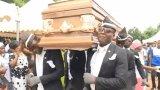 Да се пошегуваш със смъртта: как танцуващите гробари от Гана се превърнаха в интернет феномен