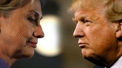 Най-сериозният трус за кандидат-президентските кампании в САЩ не беше хакнатата поща на Хилари Клинтън, нито дискриминиращите изказвания на Тръмп, а припадането на бившата първа дама по време на церемонията в памет на жертвите от 11 септември.