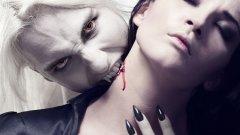 Вампирът е безсмъртно същество, което всяка нощ излиза от гроба си, за да пие кръвта на живите.