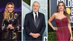 Как лични тайни на Мадона, Де Ниро и София Вергара се оказаха в ръцете на хакери изнудвачи