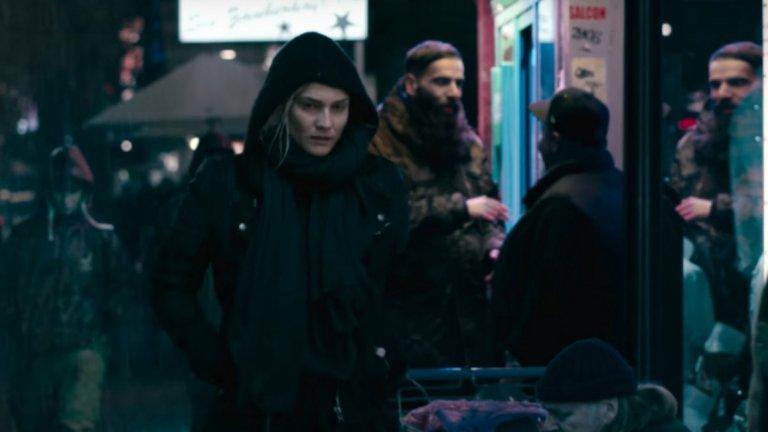 4. Без милост   Трилърът с Даян Крюгер в главната роля разказва за Катя, омъжена за мъж от кюрдско-германски произход.  При неонацистка атака тя се сблъсква с неочаквана трагедия в живота си. След нея следва пропаст - тъгата и наркотиците тласкат Катя ту към самоунищожението, ту към жаждата за мъст. Единственото, което никога не изчезва, е болката от загубата.