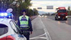 Пътната полиция ще следи за превишена скорост, както и за пияни и дрогирани шофьори