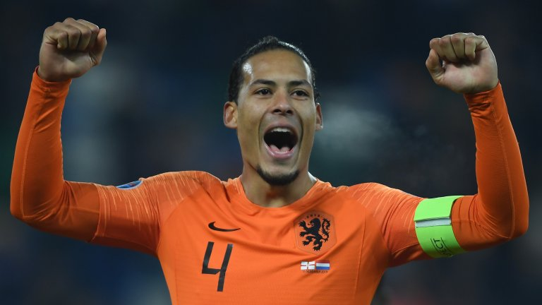 Ван Дайк все пак ще бъде с Нидерландия на Евро 2020?