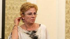 Председателят на КЗК Юлия Ненкова