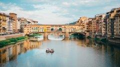 Флоренция - сърцето на емблематичната италианска област Тоскана, е запазила оригиналния си културен характер
