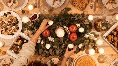 Вкарайте нещо свежо в празничното меню и се забавлявайте в кухнята