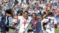 ПСЖ спечели Суперкупата на Франция за трети пореден път