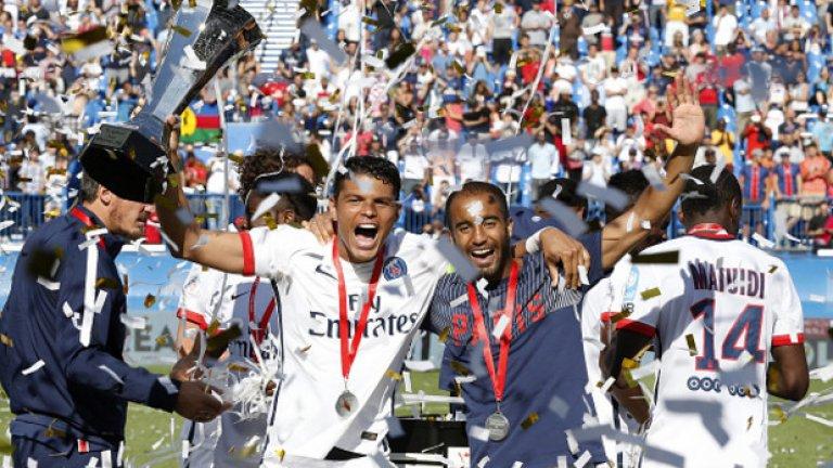 9. Тиаго Силва – от Милан в ПСЖ – 42 млн. евро, лятото на 2012 г.