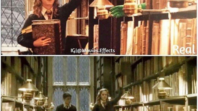 """Поглед към """"Хари Потър"""" и разбиване на част от магията."""