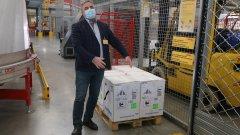 Ген. Мутафчийски иска ваксинационните центрове да работят до 22 часа при нужда